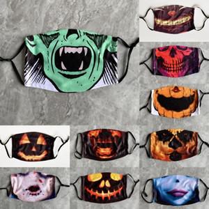 Силиконового Halloween Ghost Mask Hallowmas XiLuj маска Реквизит Реалистичного зомби Хеджирование Клоун Бал Grudge Orror! Хэллоуин маски Маски Masquera Stbb