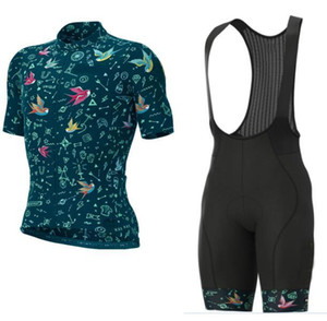 2021 Graphics Radtrikot Shorts Sets Mens Ropa Ciclismo Maillot 19D Culotte biycling oberen Böden Anzug