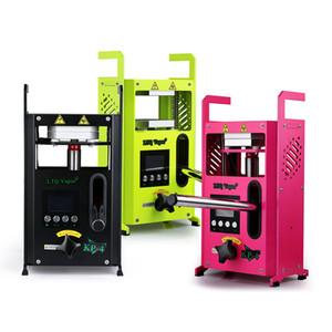 Новый LTQ KP-4 Rosin Tech Heat Press Machine Dual Тепловые плиты Руководство по эксплуатации Rosin Dab Press PaPR Тепловой пресс