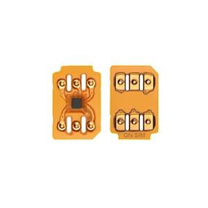 GNSIM Unlock Sim Chip Auto Pop-up Menu GN SIM Card for iP 6S 7 8 X XS XR XSMAX 11 Pro 12