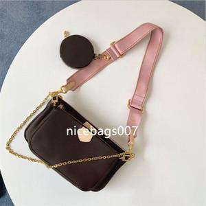متعددة pochette حقيبة crossbody حقائب حقائب النساء حقيبة يد حقيبة crossbody المحافظ حقائب جلد القابض حقيبة الظهر محفظة الأزياء fannypack