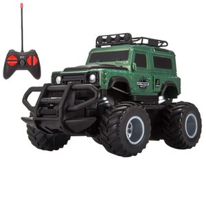 RC car Off-road 4 Channels Electric Vehicle Model Radio Remote Control Cars Toys as Gifts for Kids