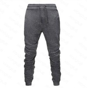 Mens Jogger Pants New Branded Drawstring Sports Pants Fitness Workout clothe Skinny Sweatpants Casual Clothing Fashion Pants992Mp