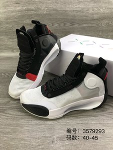 2020 High Quality Bred Bayou Boys 34s Mens Basketball Shoes 34 XXXIV Sneakers Designer Athletic Shoes Trainers for men us7-11 with box