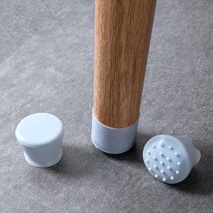 Sedia da tavola Tappetino a gamba in silicone Sedia da tavola antiscivolo Caps Caps Piedi Protezione del piede Coperchio inferiore Pads Protezioni per pavimenti in legno Consegna in 170 K2