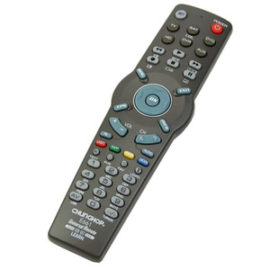 CHUNGHOP gray Learning Remote Control Controller For TV CBL DVD AUX SAT AUD