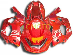 ABS carénages d'injection pour flamme rouge YAMAHA YZF600R Thundercat 97-07 1997-2007 kits carrosserie moto Capots YZF 600R Carrosserie kit carénages