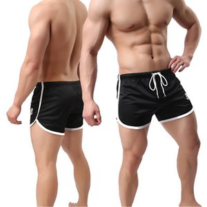 Men's Shorts Fashion Mens Running Breathable Clothing Gym Training Workout Sports Fitness Short1