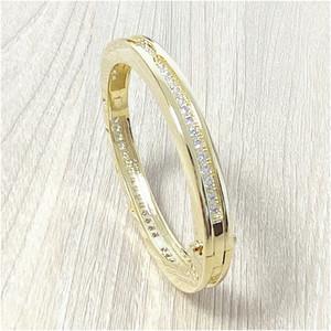 Woman Bracelets Diamond Bracelet High Quality Gold Bracelet Forwoman Hot Selling Bracelet Stainless Steel Fashion Jewelry Supply With Box