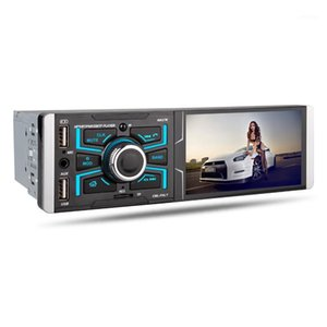 Car MP4 4.1 inch Bluetooth Support video format touch screen 4062TM1
