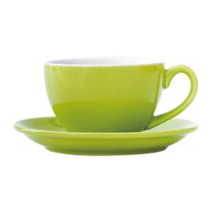 220ml Keramik Kaffeetassen Latte Cappuccino Tassen Nachmittag Tee Becher mit Untertasse Geburtstag Kaffeetasse Set DDD4140
