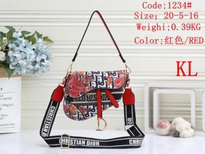 NEW styles Handbag Xy Famous Name Fashion Leather Handbags CH Women Tote Shoulder Bags Lady Leather Handbags M Bags purse KL1234