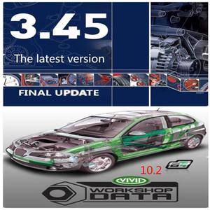 2020 Hot sale vivid workshop soft-ware 10.2 auto repair auto-data 3.45 diagnostic tool alldata soft-ware automotive diagnostic car