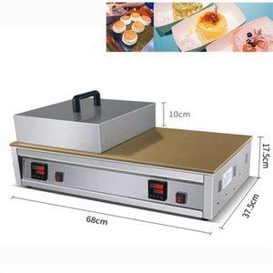 Dijital Japon Kabarık Sufle Çift Pan Pastalar Maker 220v Elektrik Sufle Makinası Kabarık krep makinesi Mutfak Ekipmanları