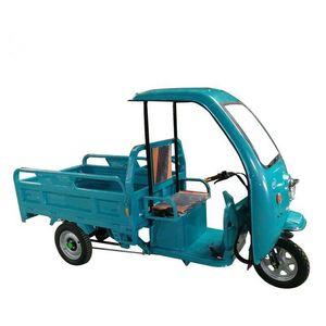 Мороженое, изготовление машины 3-колесный Electro-Tricycle Electric Tricycle Cart Tuk Tuks без тента