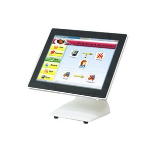 Monitors All In One Windows EPOS Systems Desktop Cash Register Touch Terminal For Retail1