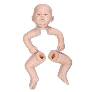 reborn doll kit Adeline by Ping Lau limited edidtion lifelike soft silicone vinyl real gentle touch cheap unpainted doll parts 201021