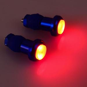 Прочный Turn Signal Light велосипедов Taillights Алюминиевый сплав велосипед лампы Открытый Предупреждение Taillight Велоспорт оборудование