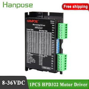 HPD322 controller driver 8-36VDC step servo driver for NEMA17 23 CNC hybrid servo motor For 3D Printer Monitor Equipment