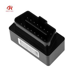 TooGee TR09 Mini Plug and Play GPS Tracker voiture OBD GSM OBD de suivi des véhicules Devic 16 PIN Interface avec le logiciel et l'APP