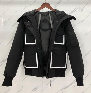 Winter Designer Jacket Men Classic Casual Down Coats Stylist Outdoor Warm Jacket High Quality Parkas Unisex Coat Outwear 2 Color Option