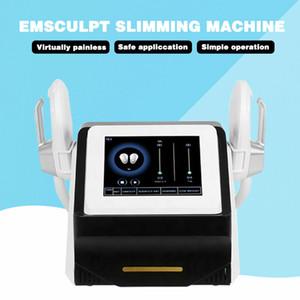 Неинвазивная Emslim Em тонкого машин для коррекции фигуры наращивания мышечной массы Emslim Em Sliming Мышца Стимулировать Emslim Em тонкого похудение машины