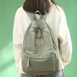 2020 Cute Waterproof Backpack Women Fashion School Bags For Teenage Girls Nylon Backpacks Harajuku Female Bag Ladies Luxury new C0121
