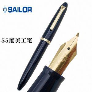 Sailor fountain pen art pen painting 55 degrees10-0212NIB not optional roim#
