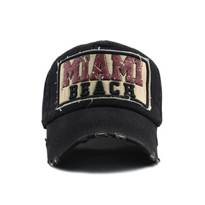 [FLB] New Cotton Baseball Cap Men'S Snapback Hats Spring Summer Hat For Men Women Caps Hat High quality Embroidery Cap F199 201019