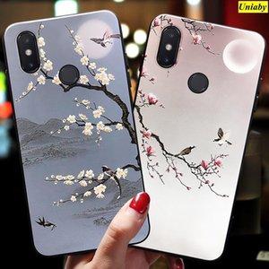 Großhandel Mi 8 Fall Netter Exotic Für Xiaomi Mi8 Explorer Mi 8 Se Fall Matte Anti -Knock Mit Finger-Ring-Fall für Xiaomi Mi 8 Se