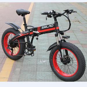 S9F 20 pulgadas bicicleta plegable eléctrica / bicicleta de montaña 48V 10AH 350W con el nivel de calidad de la UE