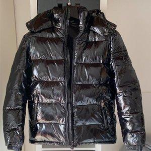 Erkek Ceket Parka Erkekler Kadınlar Klasik Casual Aşağı Ceket Palto Erkek Açık Tüy Kış Ceket Doudoune Homme Unisex Coat Outwea 0ZHZ Isınma