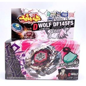 Original Takara Tomy Dark Wolf DF145FS Beyblade (BB29) LJ201216