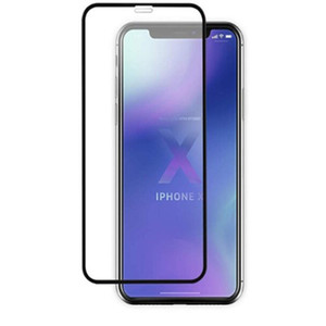For Iphone 11 pro xs max xr x 10 8 7 6 plus full screen tempered glass screen protector film factory price