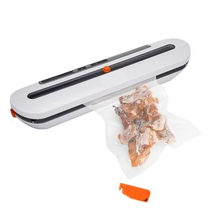 FreeShipping Best Vacuum Food Sealer 220V / 110V Автоматическая Торговля бытовой Food Vacuum Sealer Упаковочная машина
