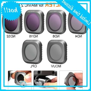 MCUV CPL ND4 ND8 ND16 ND32 Lens Filter for DJI MAVIC 2 PRO Camera Drone Accessories