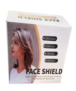 Máscara transpirable Escudo QYLMKP Universal Transparente Transparente Anti Allguy Face Durable Seguridad Proteger Choque Casco Casco Scratchproof Uiejg
