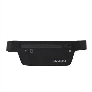 BAIBU Waterproof Belly Bags Men Running Waist Bags for Men Women Jogging Pack Phone Case Money Belt Travel Wallet Purse