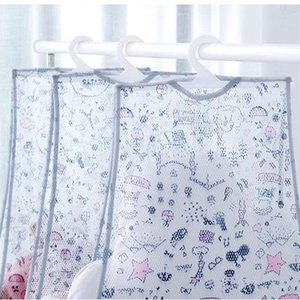 Multifunction Space Saving Hanging Mesh Storage Bag Clothes Organizer For Bedroom Household Storage Organization Bags