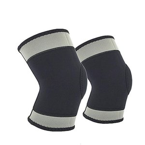 Adjustable Breathable Knee Brace Orthopedic Stabilizer Knee Pads Support Guard With Inner Flexible Hinge Sports Pads