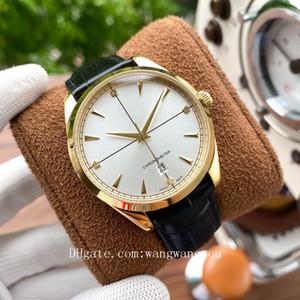 2020 hochwertige Gold Meer Chef Männer Uhren Aqua Master terra Planeten Armbanduhren Ozean James Bond 007 Konstellation mens D2062 beobachten