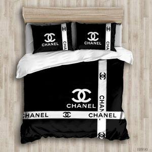 3D-Designer-Bettwäsche-Set King-Size-Luxus-Bettbezug Kissenbezug qu0een Größe Bettbezug Designerbett Decken-Sets 99584