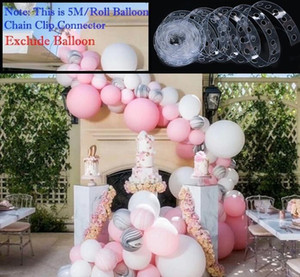 5m Balloon Arch Kit Party Decoration Accessories Birthday Wedding Background Decoration Christma wmtTRW loveshop01