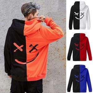 2021 جديد هوديي أزياء الرجال النساء مصمم هوديس جودة عالية أزرق برتقالي الأرجواني رجل مصمم هوديس 5 ألوان الحجم M-4XL