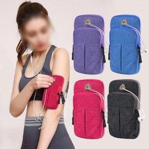 Outdoor Running Fitness Unisex Braccio Borsa del braccio del braccio del telefono cellulare Grande capacità RIST Handbag Runnning Phone Holder1