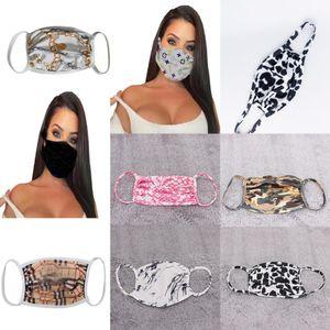 Großhandel Sommer Druckbuchstaben Schutzmaske Ultraviolett-Proof Staubdichte Reiten Radfahren Sportdruck Mund Maske Männer Frauen Outdoor Waschbar