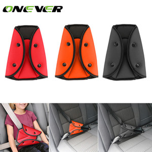 Onever seat belt cover   124; car seat belt cushion adjuster, child flexible protection pad