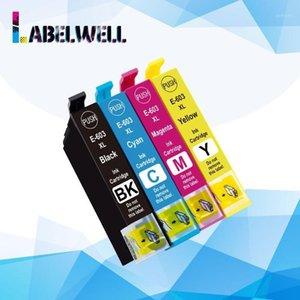 603XL Ink Cartridge 603 xl Compatible for XP-2100 XP-2105 XP-3100 XP-3105 XP-4100 XP-4105 WF-2810 WF-2830 Printer t603xl1