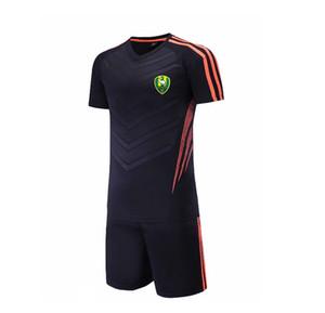 20 21 New ADO Den Haag Football Jersey Kids Soccer Training Set Soccer Pant Adult Outdoor Sportswear Summer Suits