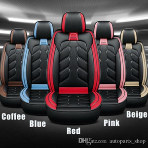 Universal Auto Car Seat Cover Pad PU Leather Vehicle Chair Cushion Protector